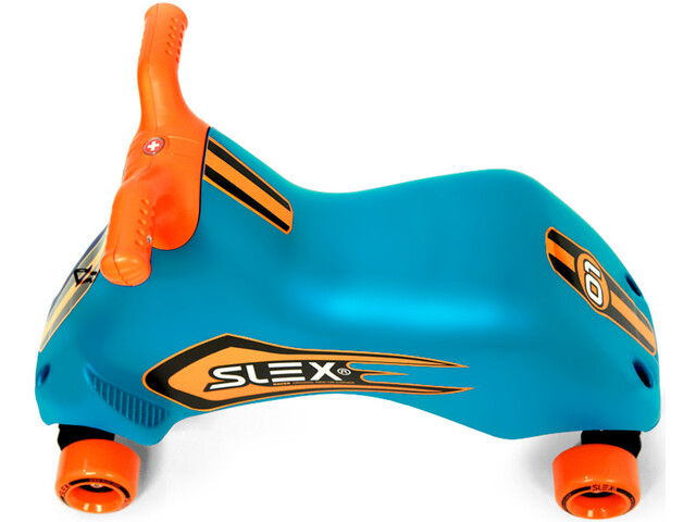 SLEX Racer - Tricycle Enfant - bleu